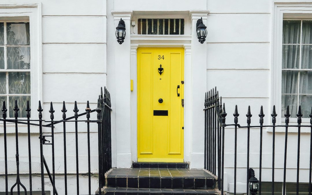 Five Easy Ways To Boost Your Katy TX Home's Curb Appeal