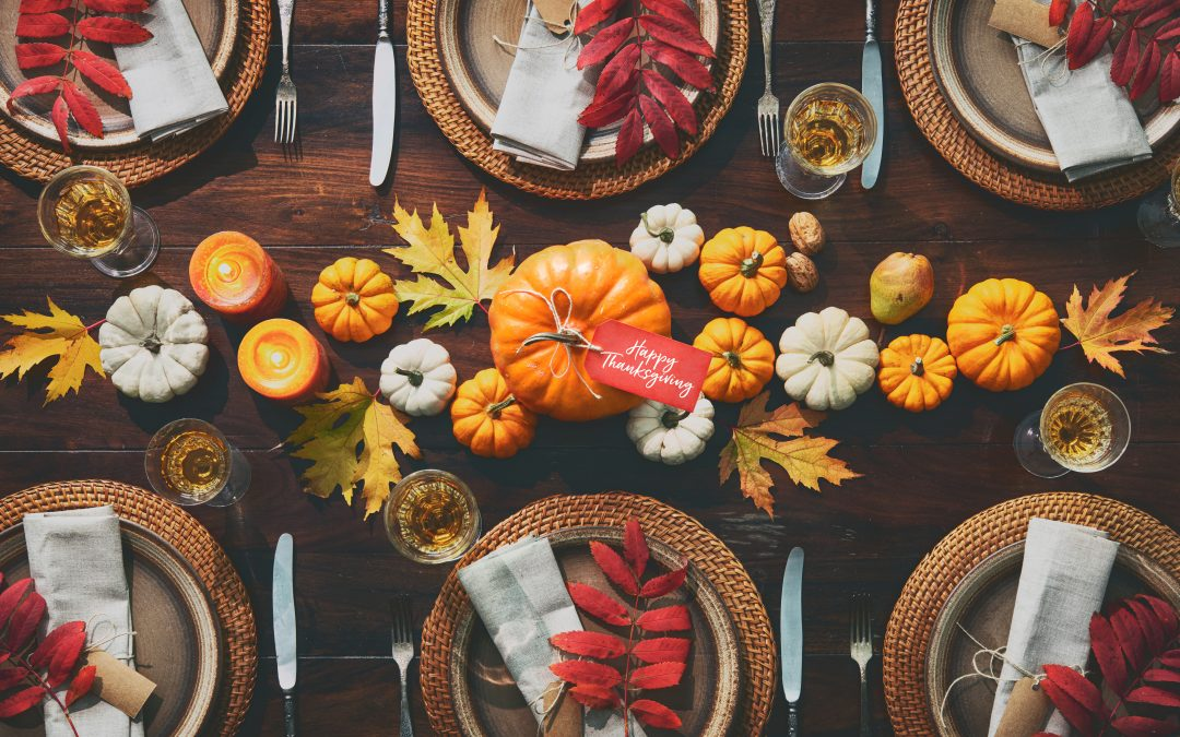 Tips for hosting Thanksgiving in your new home