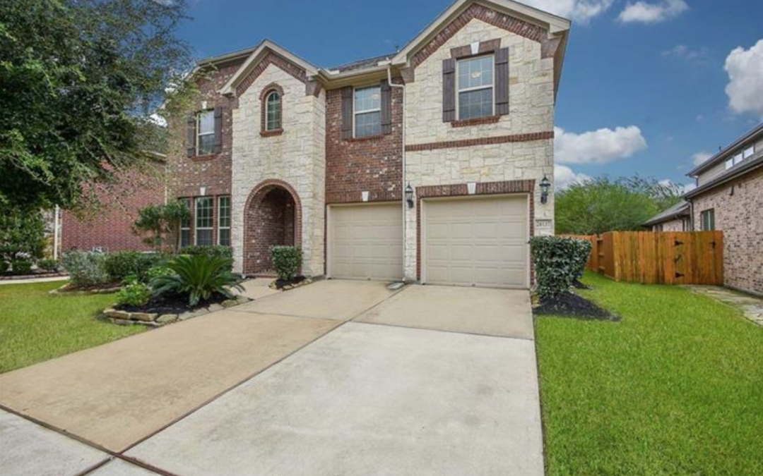 Spring, TX, 4 Bed, 3 1/2 Bath, Under $322k