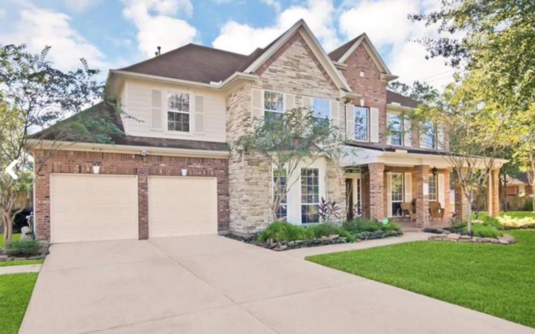 Humble, TX, 5 Bed, 3 1/2 Bath, Under $441k